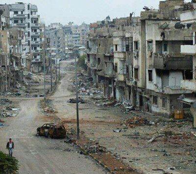 The Burden of Damascus