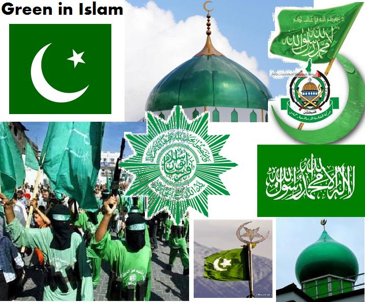 Is Islam The Green Horse Of Revelation